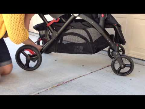 Contours Options Elite Tandem Stroller Review Youtube