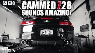 Download Video Cammed Z28 Sounds AMAZING! | RPM S5 E30 MP3 3GP MP4