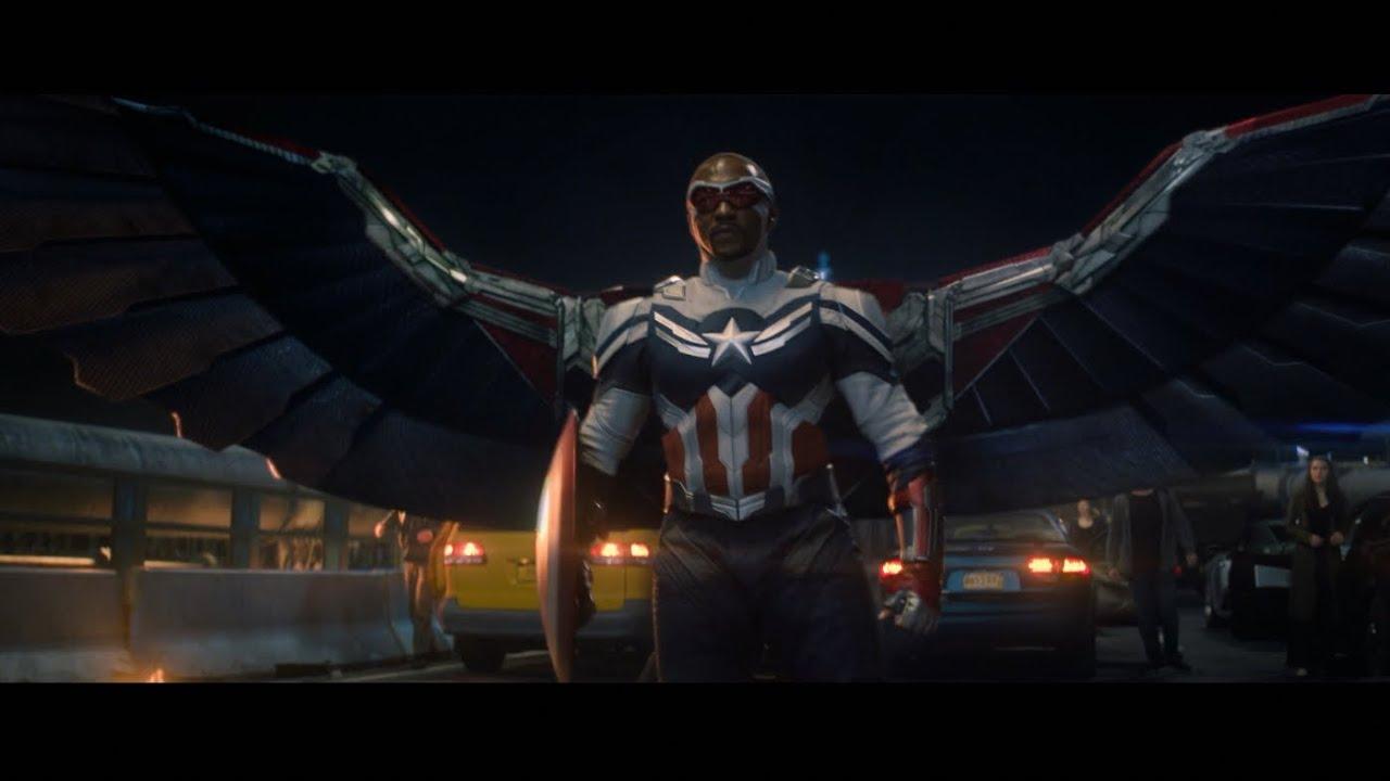 Download Captain America (Sam) Fight Scenes | Falcon and The Winter Soldier