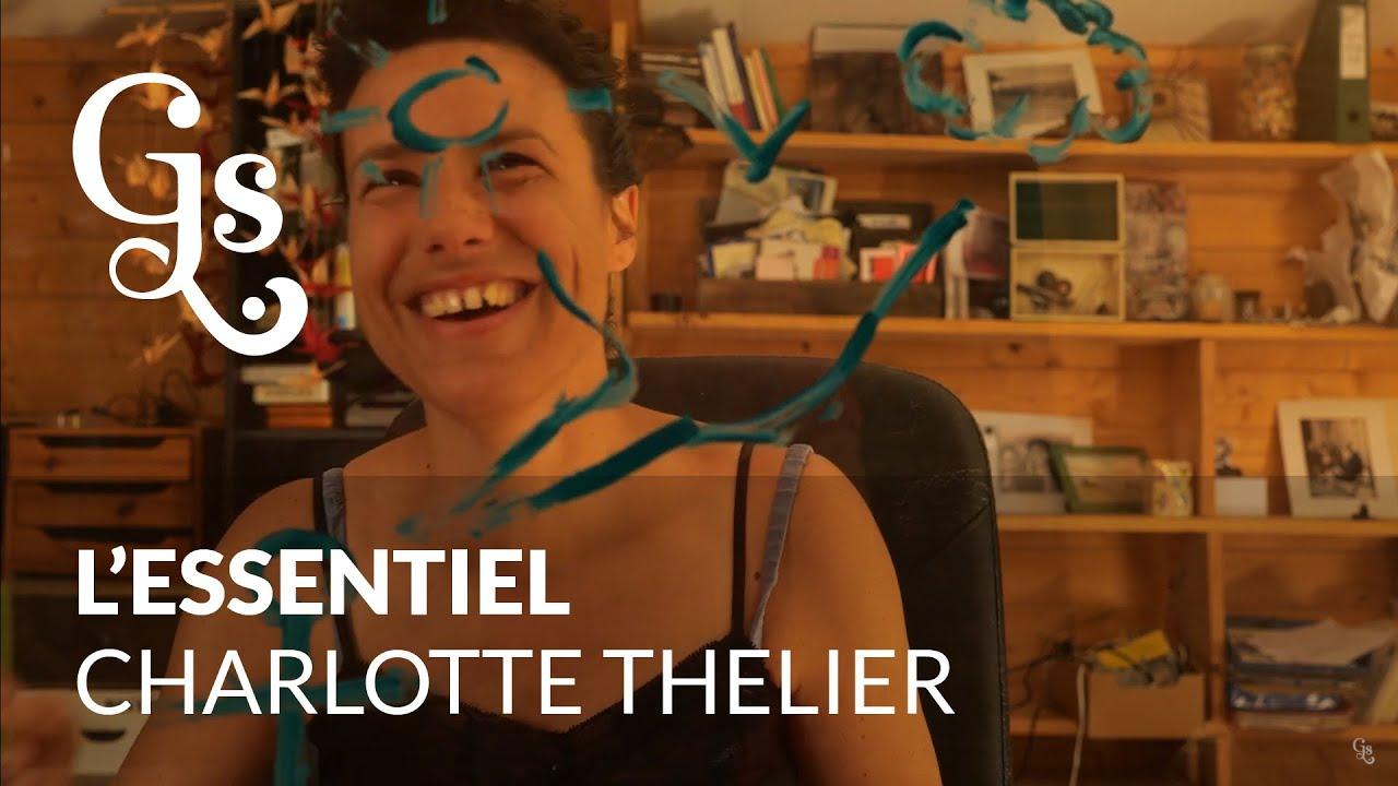 CHARLOTTE THELIER - Essentiel