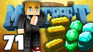 Minecraft: HOW TO MINECRAFT! 'WHEEL OF FORTUNE!' Episode 71 (Minecraft 1.8 SMP)