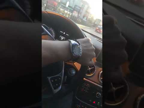 Mercedes cla gezmeler