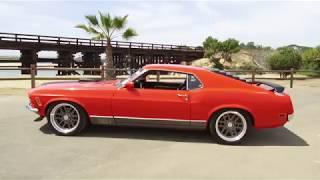 RideTech Ride 1970 Mustang Mach 1