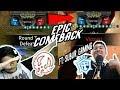 EPIC COMEBACK CAPTAIN MODE - Dragon Nest PvP Indonesia