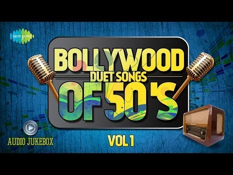 Romantic Songs Of 50's | Bollywood Duet Songs Jukebox | Best of Evergreen Old Hindi Song