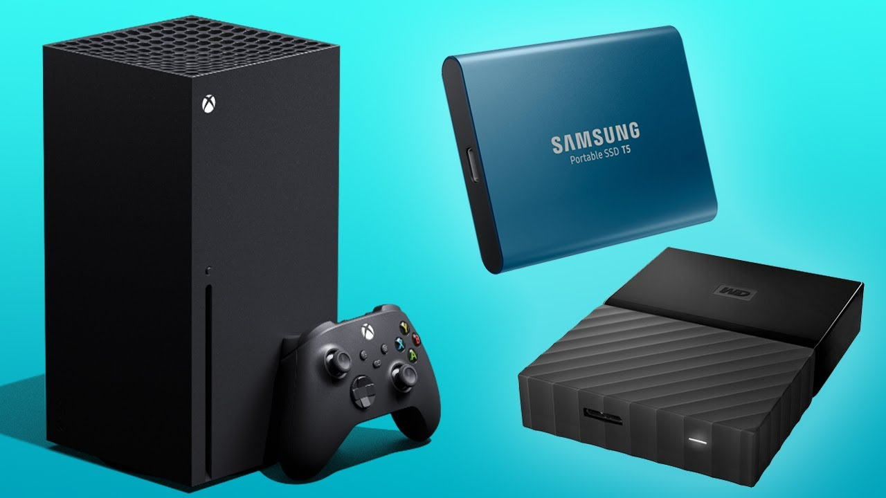 The Best Xbox Series X/S External Storage Solutions - GameSpot