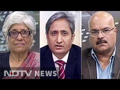 Prime Time With Ravish Kumar | हमारे नेताओं की भाषा कैसी है?
