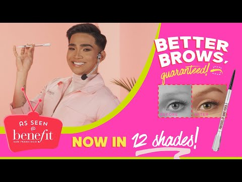Better Brows, Guaranteed Featuring @bretmanrock! thumbnail