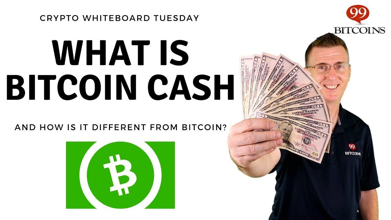 bitcoin cash for dummies
