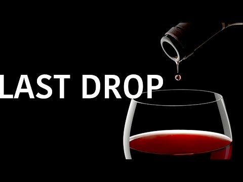 Last Drop: Lighting a Wine Glass