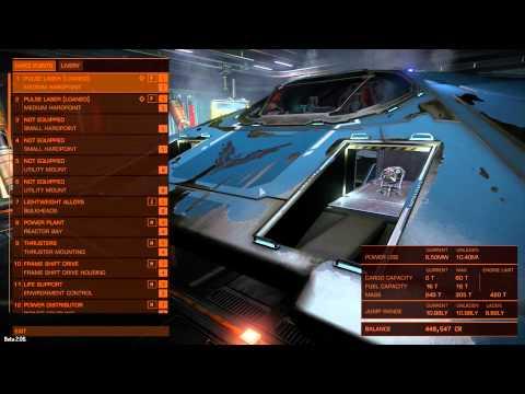 How to increase ship's cargo capacity in Elite: Dangerous