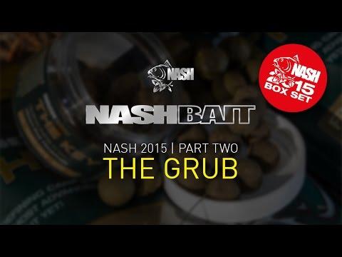 Nash 2015 DVD BOX SET PART 2, Film 2 THE GRUB + SUBTITLES Carp Fishing Bait