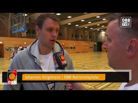 DBB-Herren: Voigtmann und Tadda zurück im Team