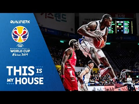 Korea v Lebanon - Highlights - FIBA Basketball World Cup 2019 - Asian Qualifiers