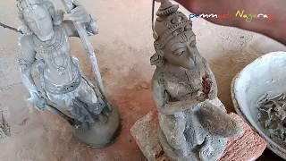 making of hanuman murti, making of jai Hanuman, making of mahabali hanuman, making of hanuman statue