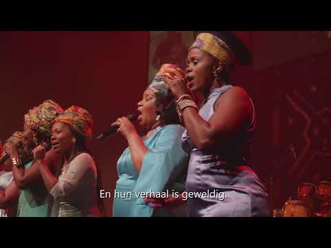 African Mamas | DeLaMar Theater 2017/2018