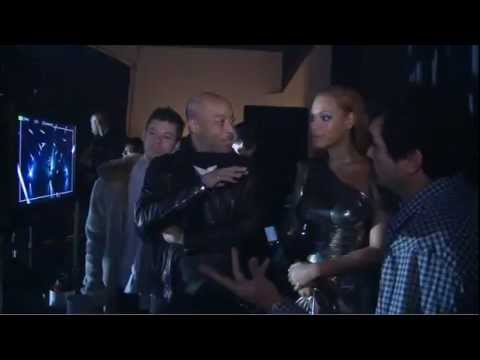 BEYONCE PULSE - OFFICIAL BEHIND THE SCENES VIDEO - FEEL THE POWER