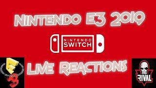 Nintendo Direct E3 2019 RivalBoss Reactions And E3 Impressions