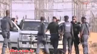 Polis grev yapan işçeleri işte böyle taradı - havadis24