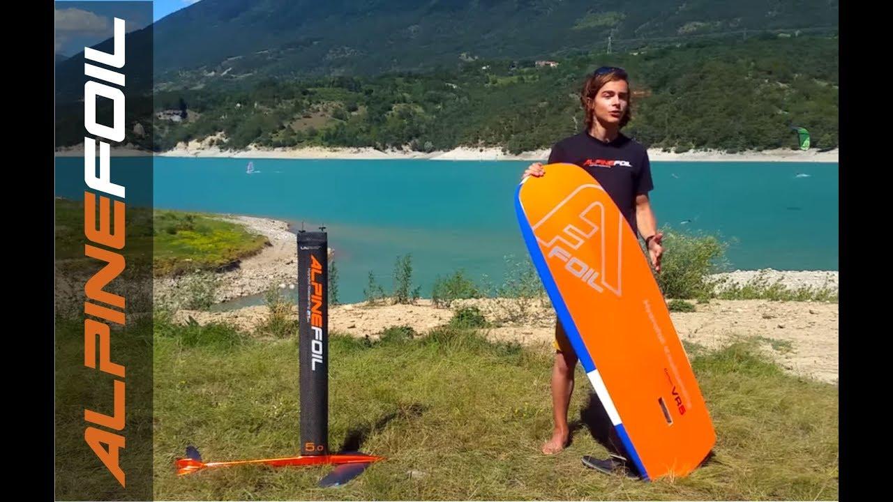 AlpineFoilBoard VR5 Présentation