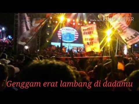 Lagu terbaru- Persija Menyatukan Kita Semua (Video lyric)   BIKIN MERINDING!!!!