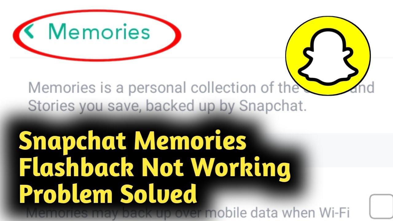 Flashback Snapchat Samsung