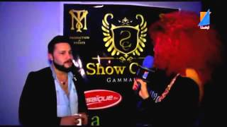 Interview avec Amine AAmira @ Showcase @ émission Fashionista TUNISNA TV1 Thumbnail