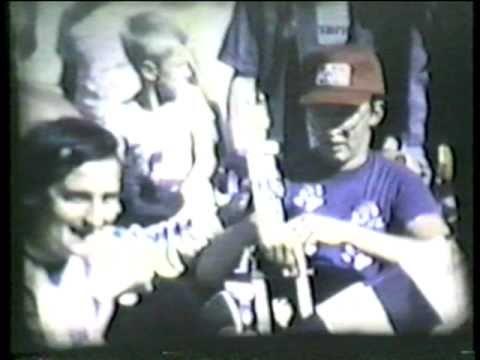 Lynn Paxton and  Maynard Boop on Labor day