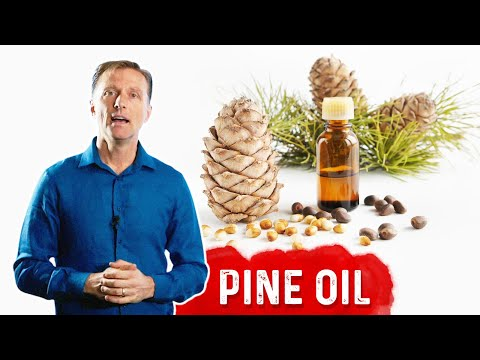 The Benefits of Pine Oil