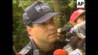 El Salvador - Guatemalan Boeing 737 Airliner Crash