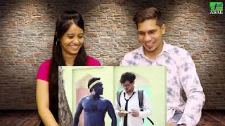 Aladdin ll Round2Hell l R2h ll Reaction By Varsha & Sugreev