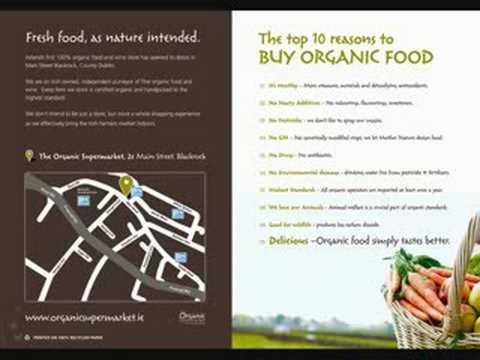 The Organic Supermarket Spin FM Radio Interview