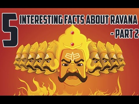 5 - Incredible & Unknown Facts about Ravana PART 2 | INDIAN MYTHOLOGY SERIES | SC#194