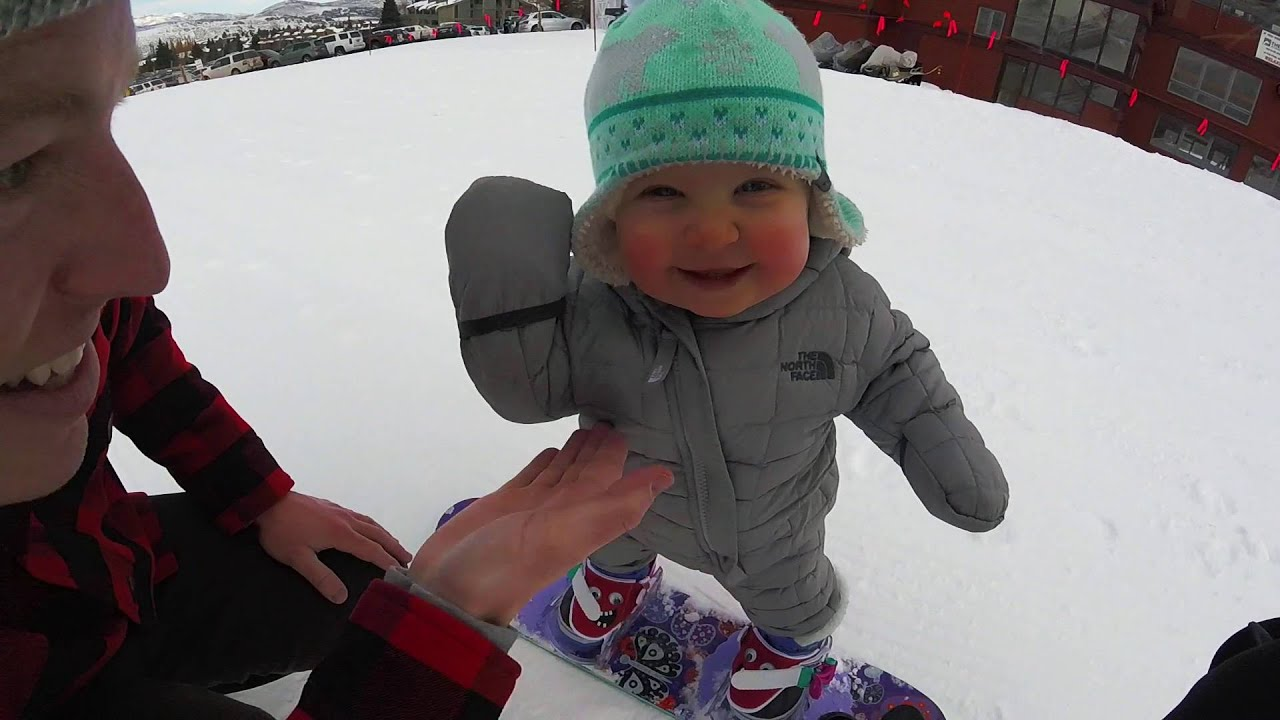 sloan s first time on the slopes youtube