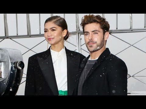 Zac Efron is FALLING for His 'Showman' Co-Star, But Is it Zendaya?