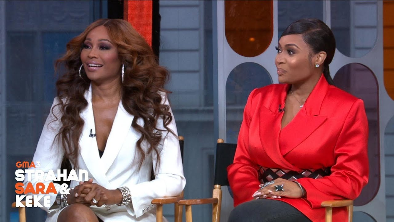 Cynthia Bailey and Marlo Hampton spill the tea on NeNe Leakes, Snakegate