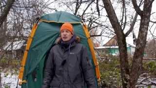 Палатка, душ, туалет, кабинка судьи - Greenell Приват v.2(Сама жизнь заставила приобрести палатку - мобильный кемпинговый туалет. Производитель позиционирует его..., 2014-11-05T07:55:59.000Z)