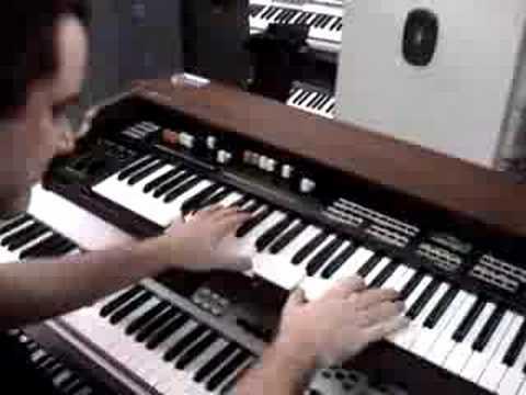 Chay ngon Organ