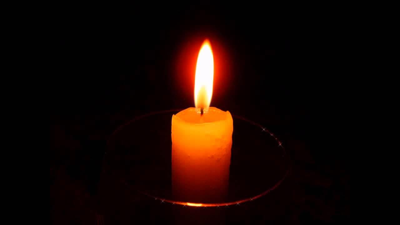 свеча поминальная картинка