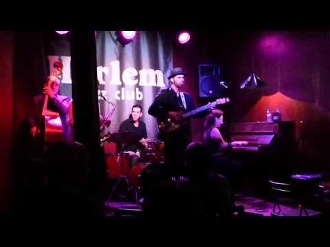 Blues jam session @Harlem Jazz Club, Barcelona (22/10/2014)