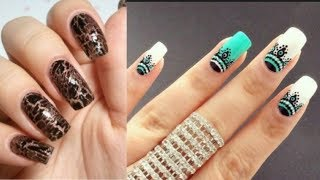 New Nail Art   The Best Nail Art Designs Compilation  Easy Nails Tutorial(part3)