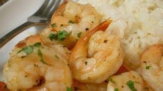 Garlic Shrimp Aka Shrimp Ajillo
