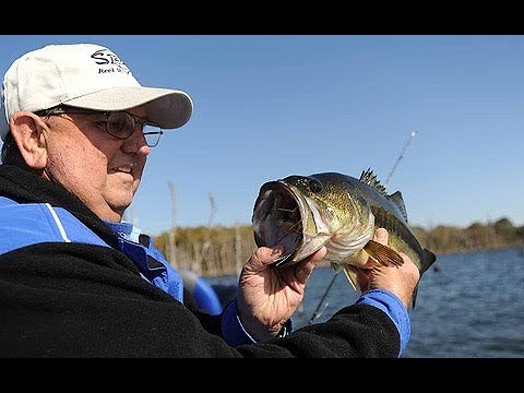 Spinnerbait Bassin With Lonnie Stanley