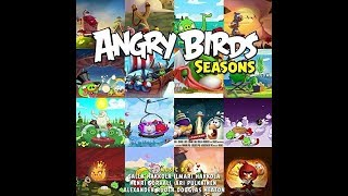 Angry Birds Seasons Final Boss Fight All Levels