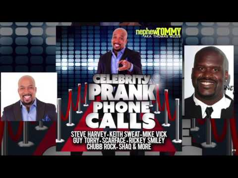 Nephew Tommy Shaquille O'Neal Prank