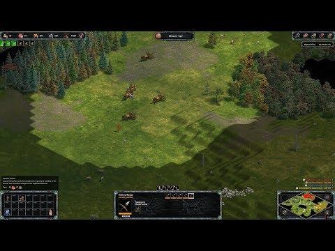 Age of Empires: Definitive Edition - 2v2 RM Hittites Highlands - eartahhj - 27/10/2019