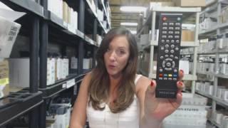New Original RCA TV Remote Control  RLDED3258A-F (RLDED3258AF) - ElectronicAdventure.com