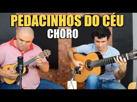 PEDACINHOS DO CÉU (Waldir Azevedo)   CAVAQUINHO & VIOLÃO DE 7 CORDAS