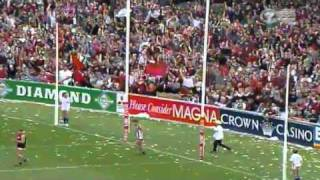 1995 ANZAC Day draw - Collingwood v Essendon