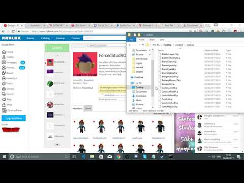 INSANE ROBLOX BOT(Bot Followers, Groups & Favorites!) bot facebook